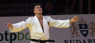Judo: Sensations-Gold für Frankfurter Wieczerzak