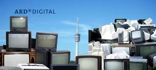 Die Zukunft des Fernsehens - ard-digital.de