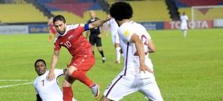 Peinlich-Rekord für WM-Gastgeber Katar - Aus in der Quali trotz Öl-Milliarden nach Pleite gegen Syrien