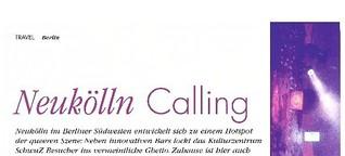 Neukölln Calling