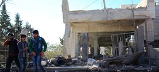 Geheime Putin- und Assad-Pläne - Aleppo-Offensive während der US-Wahl?