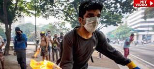 Venezuela - 12 Tote bei Unruhen
