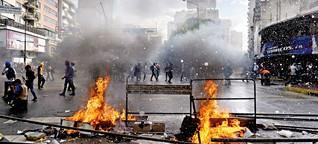 """""""Die Venezolaner haben resigniert"""""""