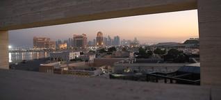 Ab in die Wüste: Eine Reise ins Fußball-Emirat Katar-Zündfunk