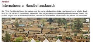 FC St. Pauli goes Rwanda