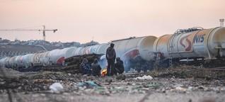 """Geflüchtete in Serbien: """"Ich wundere mich, dass es in Belgrad noch keine Toten gab"""""""