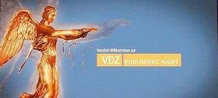 Die VDZ Publishers' Night 2012