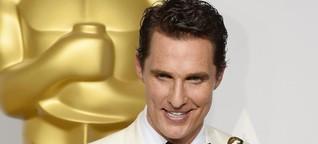 Dieses Problem haben Beaus bei der Oscarverleihung