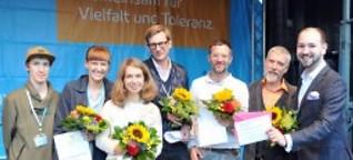 1. Platz des Felix-Rexhausen-Preises 2017