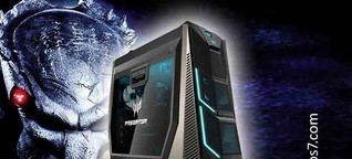 Acer Predator Orion 9000 - World's most Powerful Gaming PC of 2017 - Helios7.com