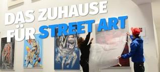 Sneak Peek ins Museum für Street Art