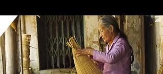 Zu Besuch bei den Korbflechtern im Vietnam | Galileo Lunch Break