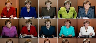 The road ahead is fraught with difficulty for Angela Merkel, Germany's 'eternal chancellor'