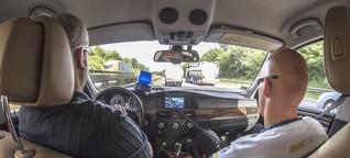 Polizei macht Jagd auf Raser und Drängler