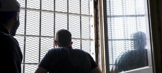 Gefangen: ein Jahr mit einem Intensivtäter