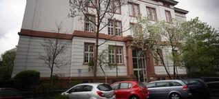 Bockenheim: Schule im Landschaftsschutzgebiet