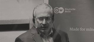 Mikhail Khodorkovsky at the DW Global Media Forum 2017