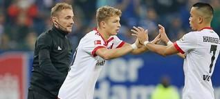Sturmjuwel Jann-Fiete Arp: Die große HSV-Hoffnung für die Zukunft | Hamburger SV - bundesliga.de