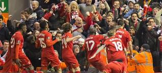 """Liverpool - BVB: Das """"Wunder von Anfield"""": Emotionen, Emotionen, Emotionen!"""