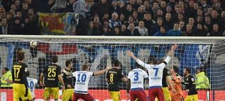 HSV schlägt BVB und das mulmige Gefühl