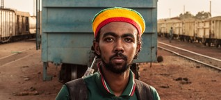 1000 Portraits of Sudan - Bilder einer Nation