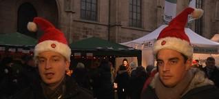 CampusTV Tübingen 19.12.13 - Internationale Studierende in Tübingen erzählen wie Weihnachten zu Hause gefeiert wird
