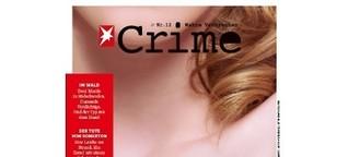 """Stern Crime Heft 12 """"Im Wald"""" - eine wahre Kriminalgeschichte aus Schweden"""