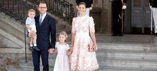 Victoria von Schweden wird heute 40 - Warum sie immer perfekt sein wollte