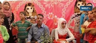 Syrienkrieg: Wenn Töchter an fremde Männer verheiratet werden