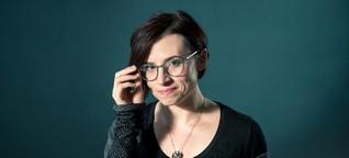 "Feministin Laurie Penny: Vom Grundsatz her 'ne ""Bitch"""