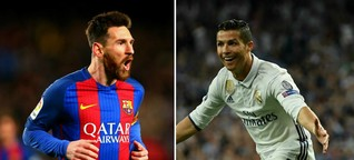100 World's Highest-Paid Sports Stars of 2017 as Cristiano Ronaldo tops the list