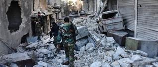 Berichterstattung aus Syrien : Auch wenn es wehtut