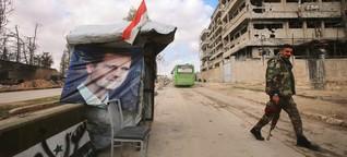 """Syrien: """"Die Gefängnisse sind intakt, die Folter geht weiter"""""""