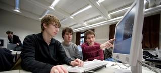Digitalisierung trifft auch Informatikstudium