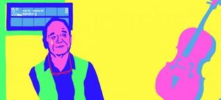 Interview: Bill Murray über seine Zusammenarbeit mit Jan Vogler