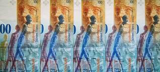 Dank Crowdfunding Projekte einfach finanzieren: Massen-Moneten-Mobilisierung   NZZ