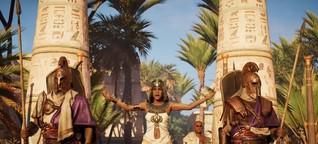 """Das neue """"Assassin's Creed"""" bringt das Videospiel an seine Grenzen"""