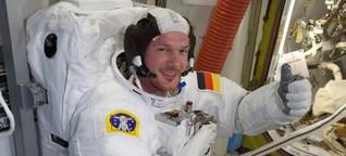 Alexander Gerst | Wie sich der deutsche Astronaut auf seine ISS-Mission vorbereitet