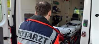 Rettungsdienst in Not: Wege immer länger | W wie Wissen