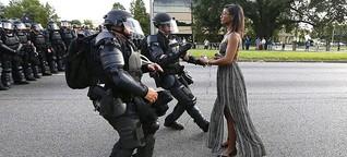 """Soziologin über Konfliktsituationen: """"Polizei ist keine Lösung für Gewalt"""""""