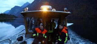 Die Katastrophe üben: Rettungseinsatz am Königssee | W wie Wissen