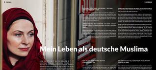 Esther E.: Mein Leben als deutsche Muslima