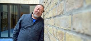 "Ai Weiwei: ""Wenn du kannst, musst du helfen"""