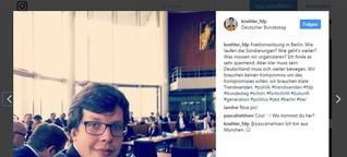 Social Media: Instagram als politische Social Media Plattform | BR.de