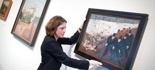 Umstrittener Kunst-Verkauf: Nussbaum-Haus bangt um Bilder