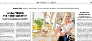 Blogger im Landkreis München