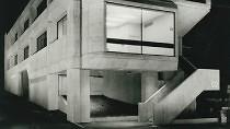 Brutalismus-Ausstellung: Häuser aus der Stein-Zeit