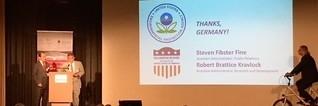 """Polit-Guerrillas in Deutschland - """"Yes Men"""" im Vorfeld der Klimakonferenz"""