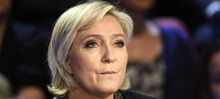 Kommentar TV-Debatte in Frankreich: Marathon der Empörung