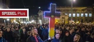 AfD auf dem Kreuzzug